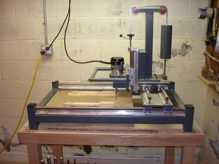 Router Duplicator and Table
